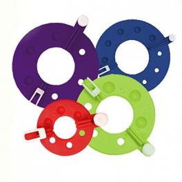 Set na výrobu brmbolcov KnitPro