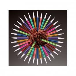 Ihlice na pletenie ponožkové KnitPro Zing