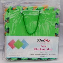Podložky na napínanie úpletov KnitPro- Blocking mats