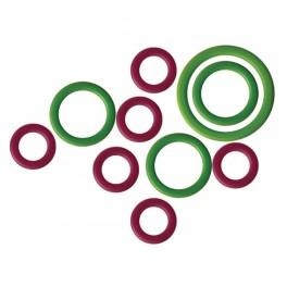Značky KnitPro MIO krúžky