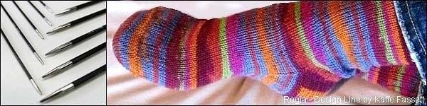 Ponožkové ihlice