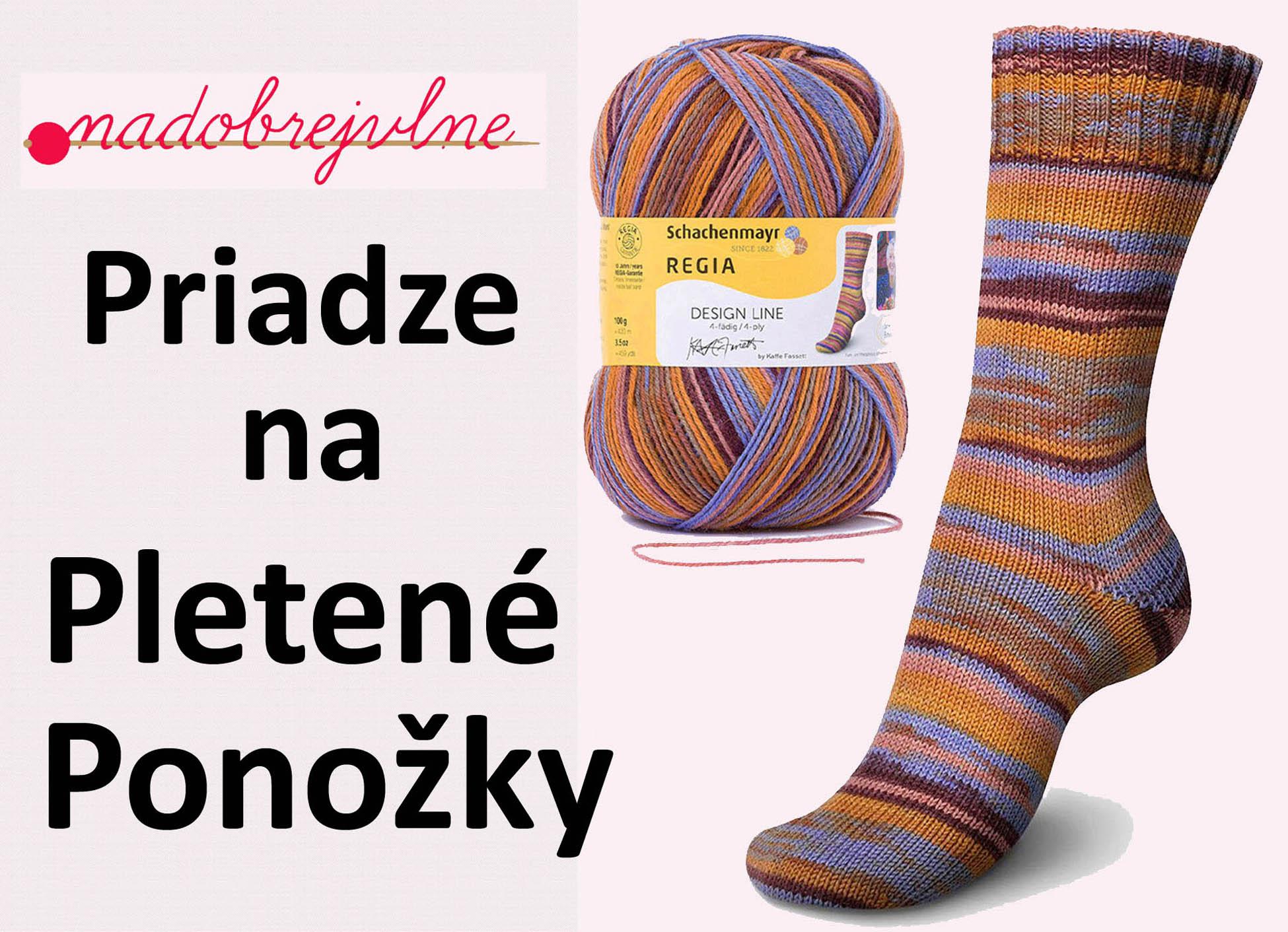 Vlna na ponožky
