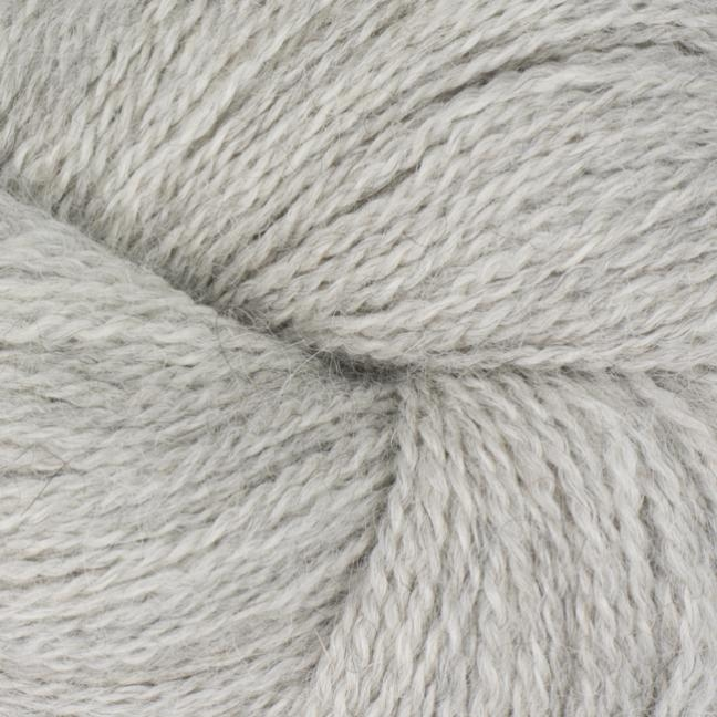 silver (undyed) 101